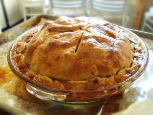 Easy Apple Pie Recipe - Classic Apple Pie Filling