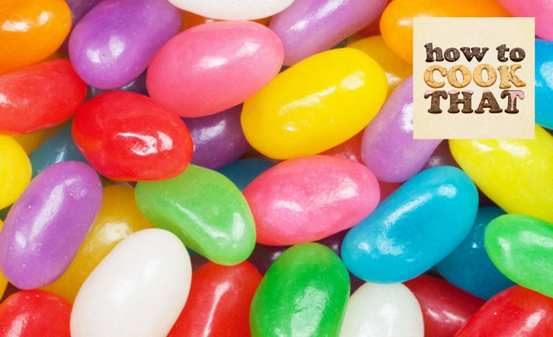 Homemade Jelly Beans Recipe — Dishmaps