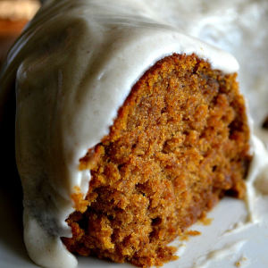 Pumpkin Spice Buttermilk Cake