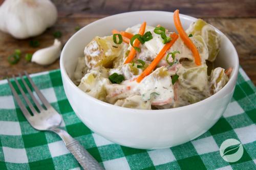 Horseradish Dill Potato Salad – My Recipes 4U